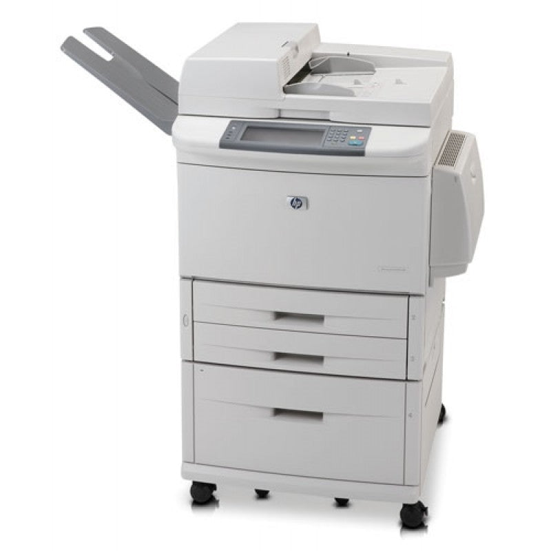 HP LaserJet 9050MFP + 2000 Sheet Feeder Remanufactured Q3728A