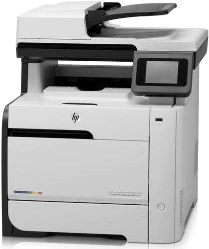 HP Color LaserJet Pro M475DN Remanufactured CE863A