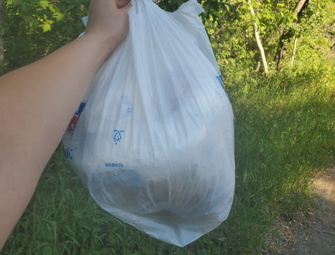 #4 Plastic, Low-density polyethylene (LDPE) and what it is used to make and what it is recycled into