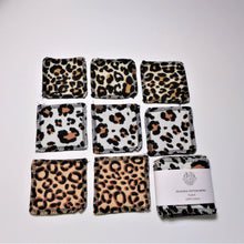 Load image into Gallery viewer, Leopard Make Up Wipes