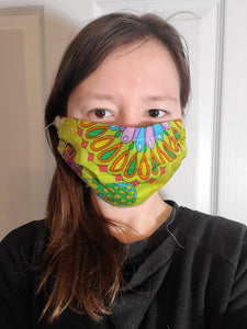 Face Mask - Floral and garden prints