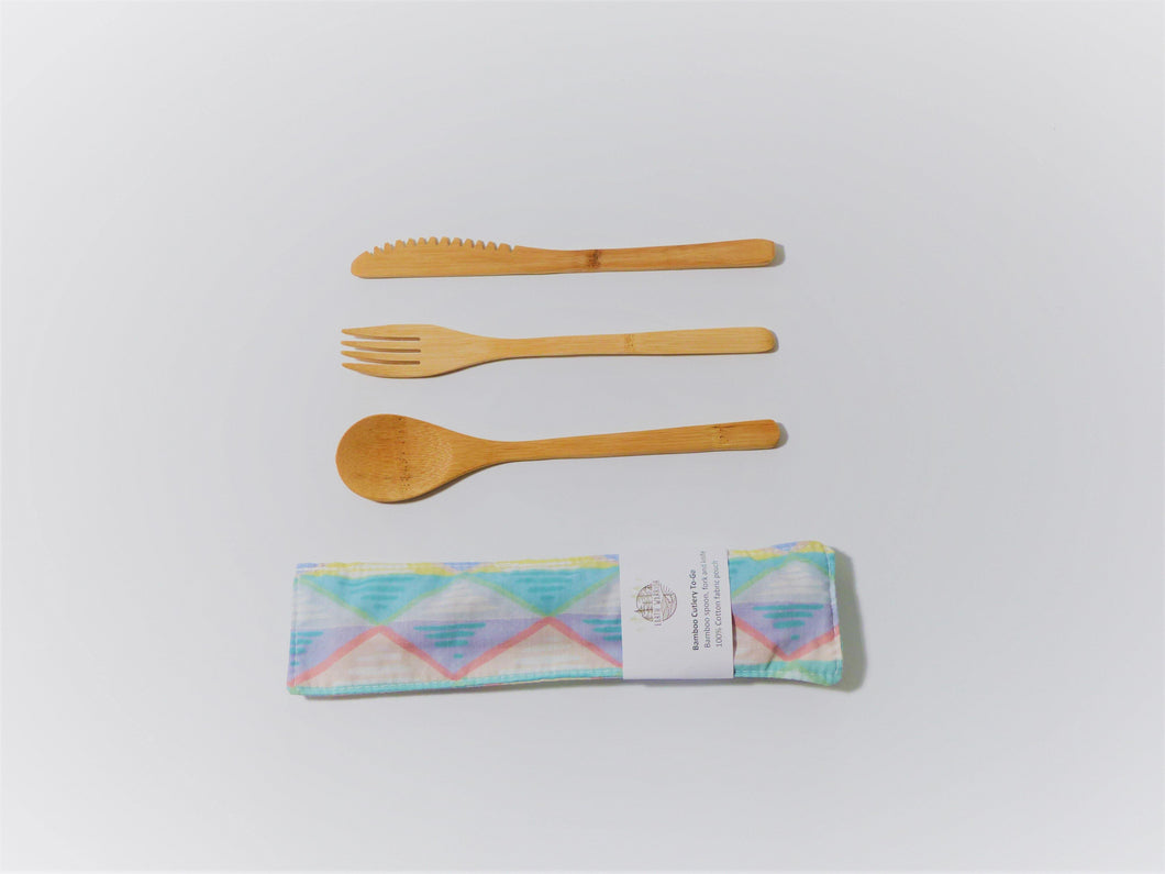 Pastel Desert Cutlery Kit - Small