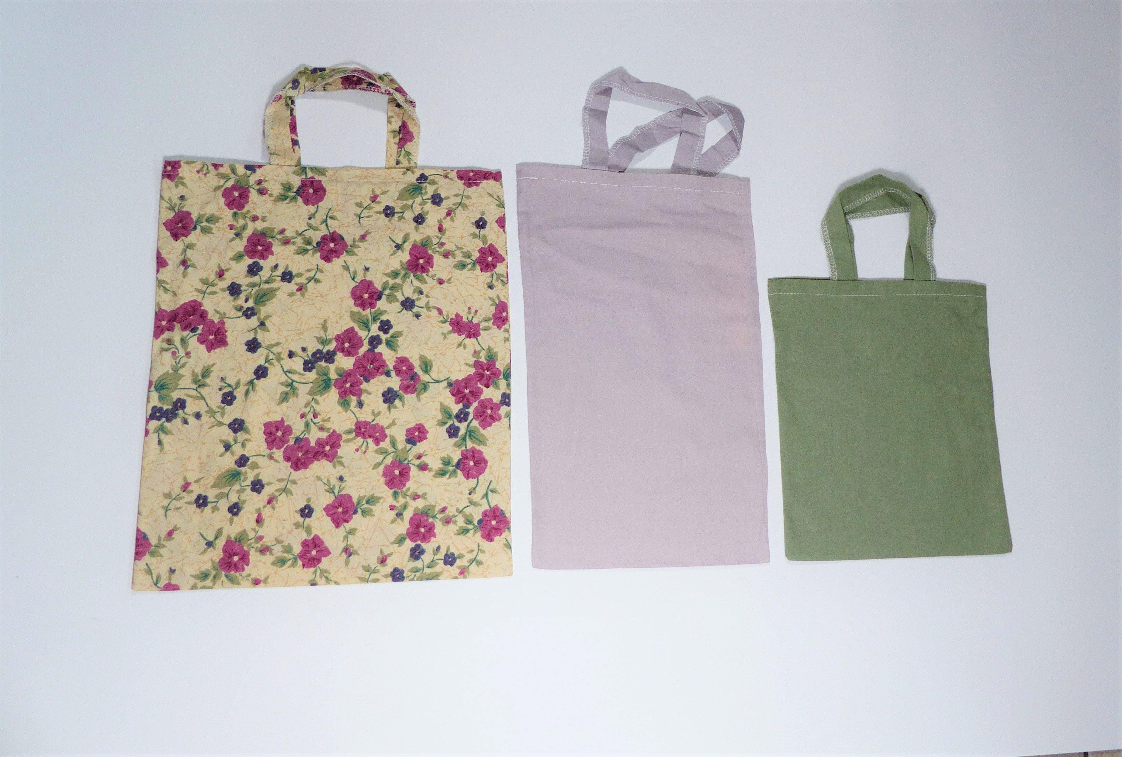 Produce Bags - 3 pack - In the Garden Collection - Earth Warrior Lifestyle