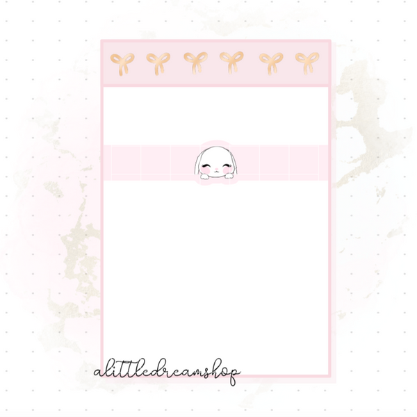 Headers - Angèly Character Stickers Sheets