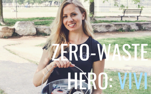 Zero Waste Hero: An Interview with Vivi (Wandering Wild Home)