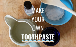 How To Make Your Own Toothpaste (Easy Peasy)