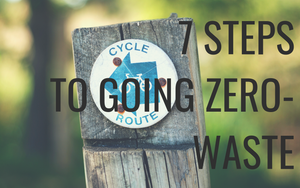 7 Steps to go zero-waste and save money