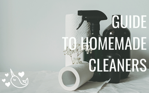 Complete Guide to Homemade Cleaners