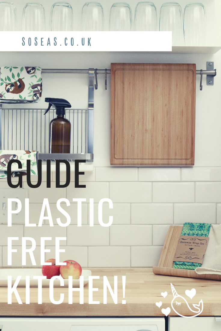 plastic-free kitchen guide