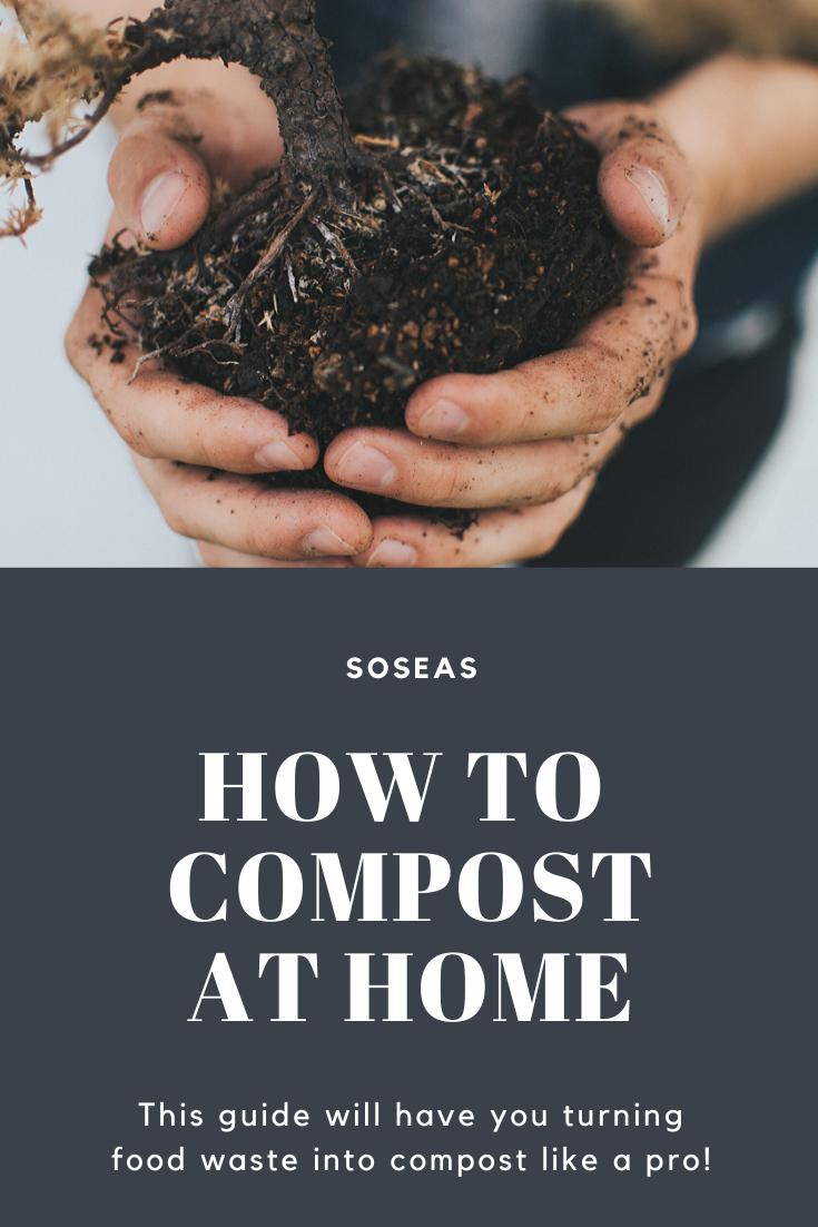 How to compost at home guide