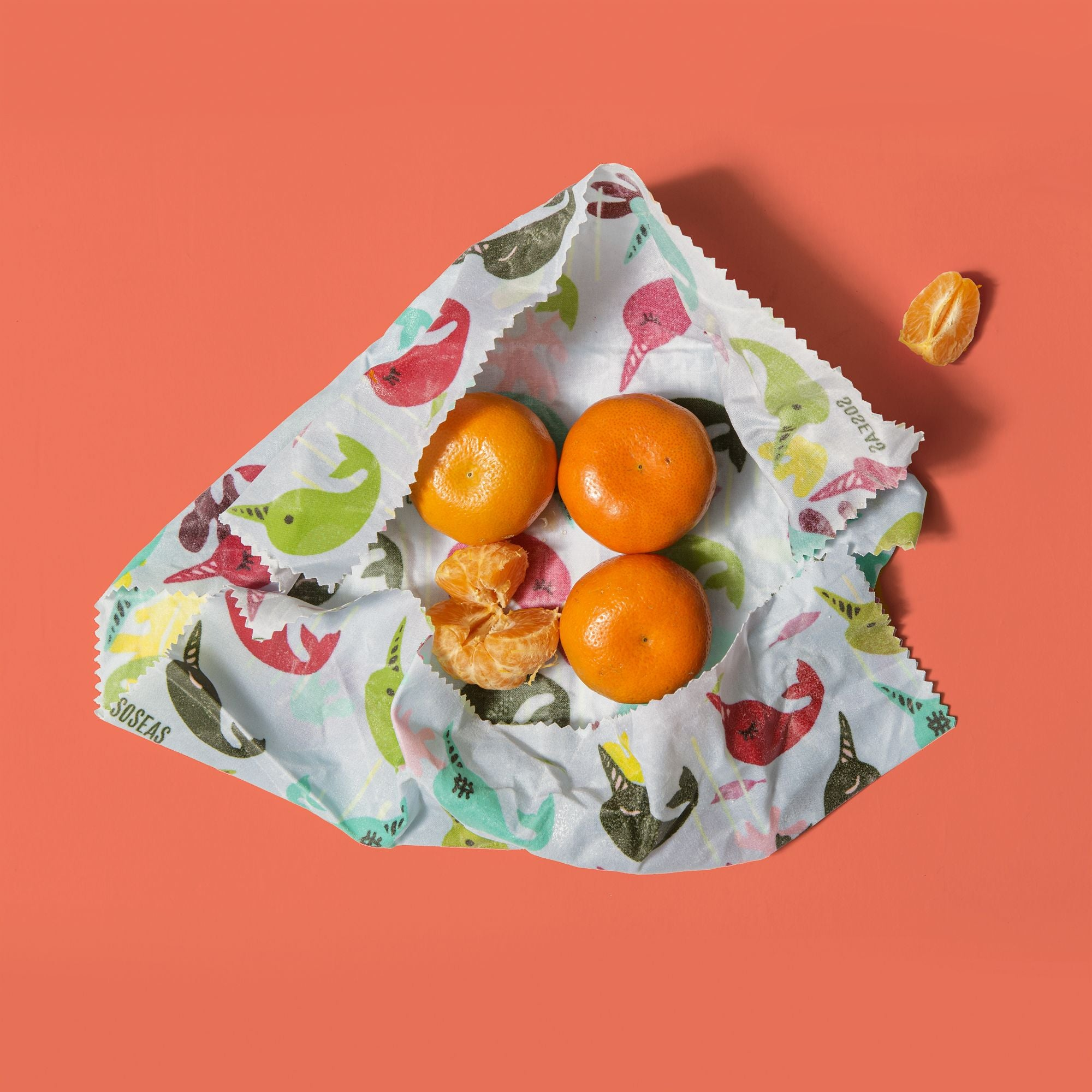 Beeswax Fruit Wraps
