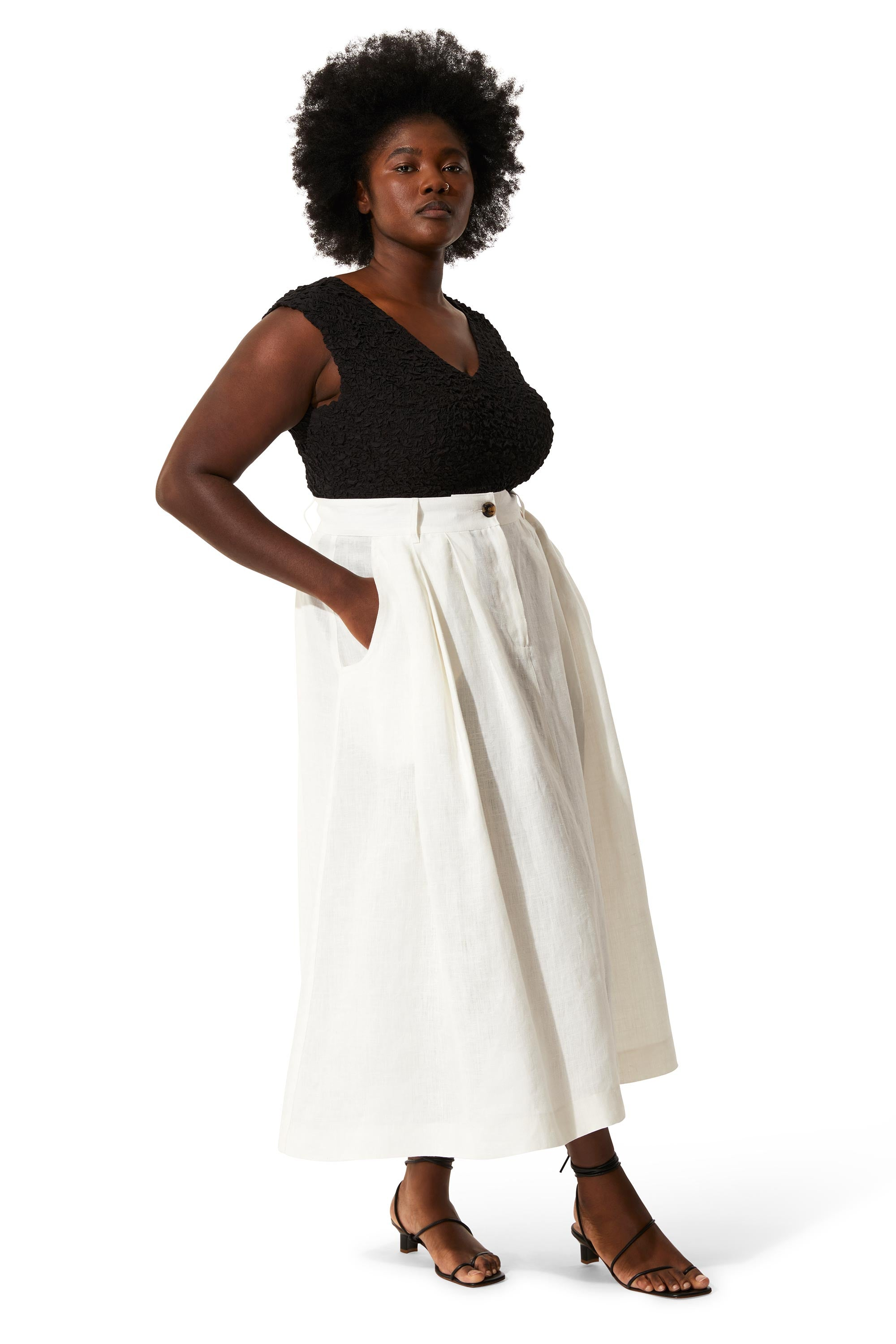 Extended Tulay Skirt