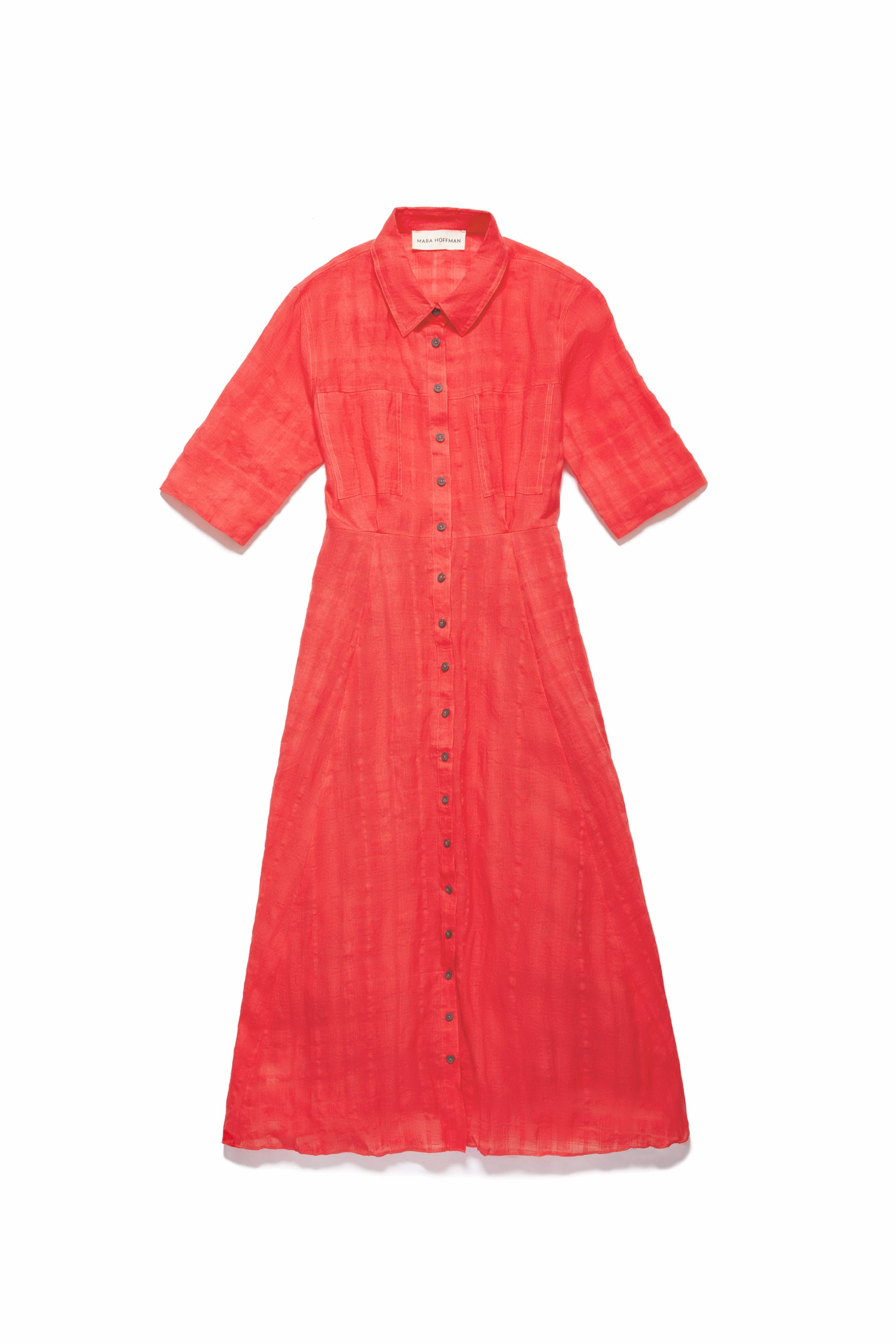 Red Lorelei Dress
