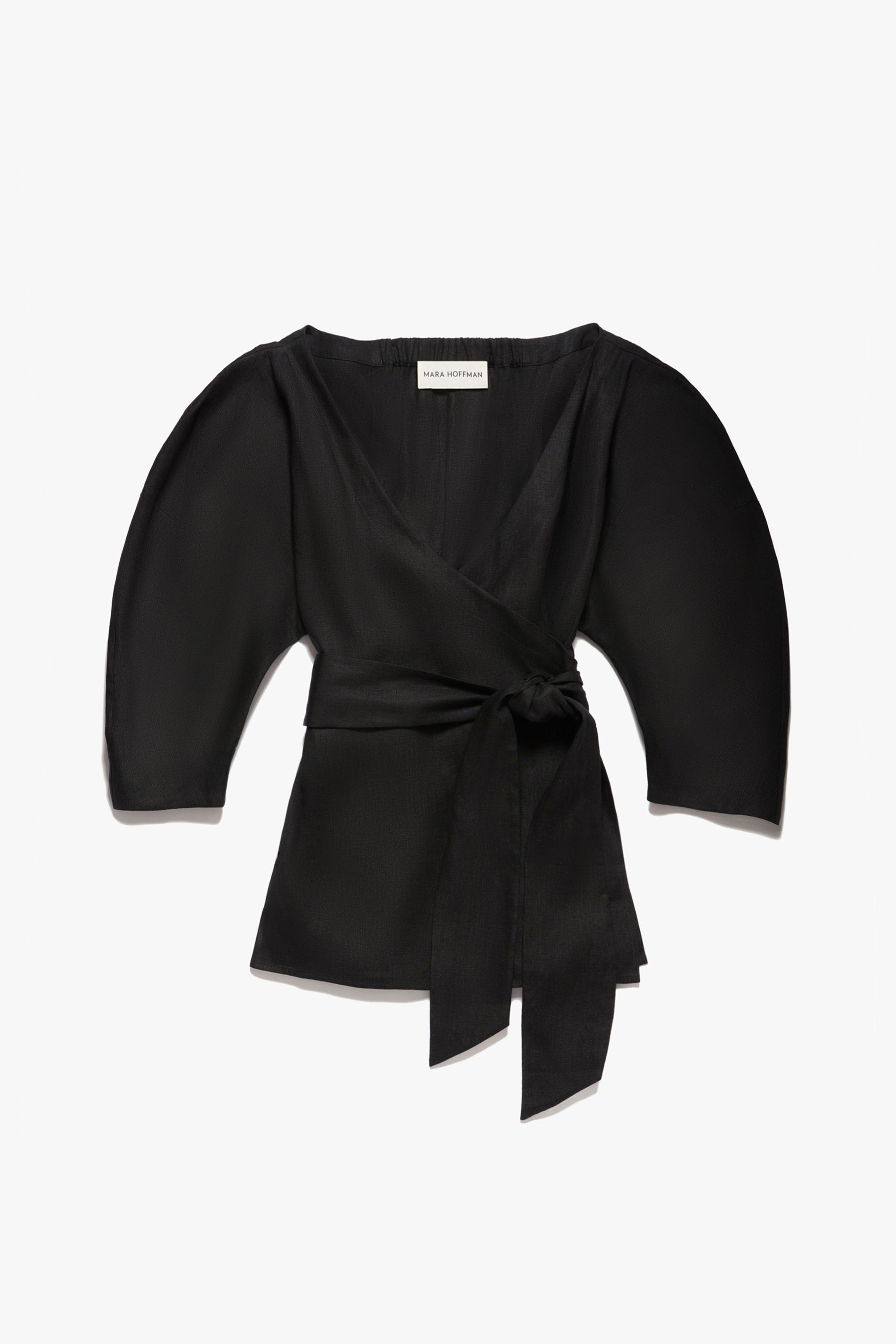 Black Emiliana Top