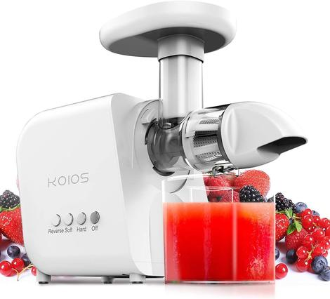 REALLY SPECIAL JUICER AND SPECIAL OFFER!