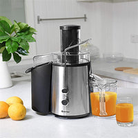 Costway Centrifugal Juicer - Stainless Steel - Wide Mouth - 2 Speed - Model 83056241 - Juicers For Your Home!
