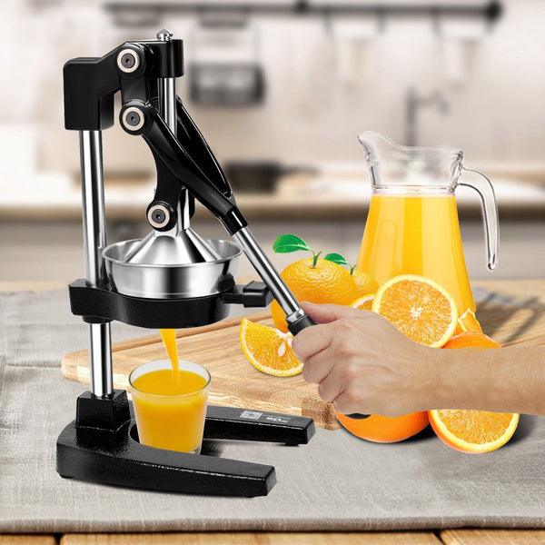 Hand Press Citrus Juicer - Manual - Juicers For Your Home!
