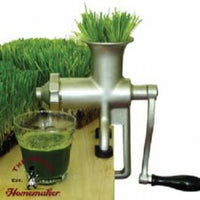 MJ445 Stainless Steel Juicer - Manual - Juicers For Your Home!