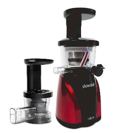 SlowStar Low Speed Vertical Juicer - Juicers For Your Home!
