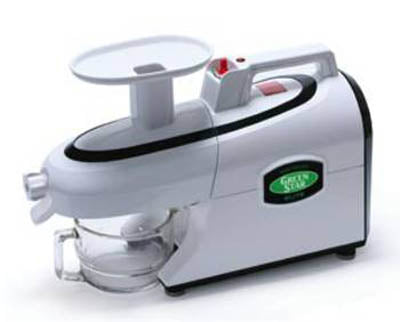Tribest Green Star Elite Twin Gear Juicer - Juicers For Your Home!
