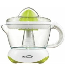 BRENTWOOD APPLIANCES J-15 24-Ounce Electric Citrus Juicer - Juicers For Your Home!