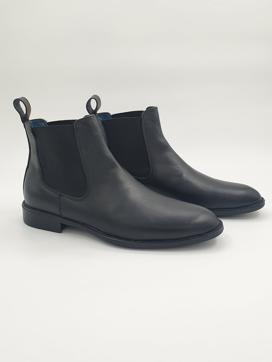 Chelsea Boot Black Leather (2021 collection)