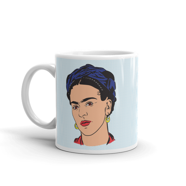 Frida Knows Best Mug