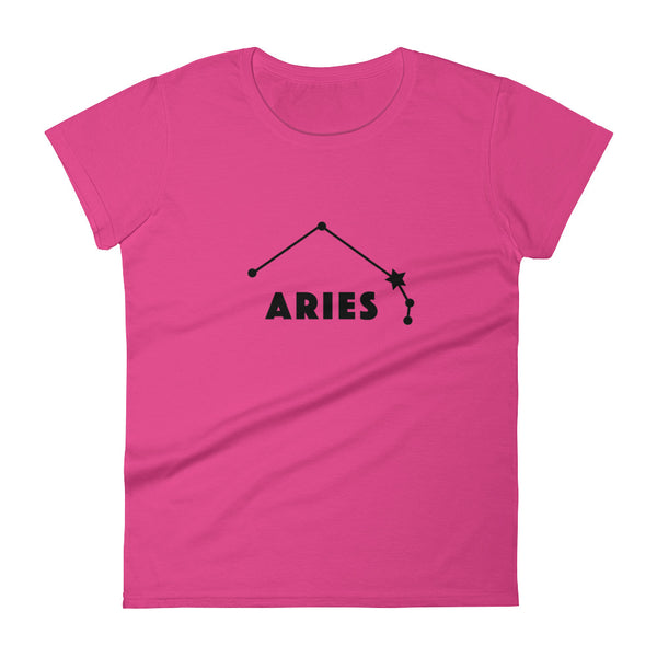 Constellation Women's Short Sleeve T-shirt - Aries