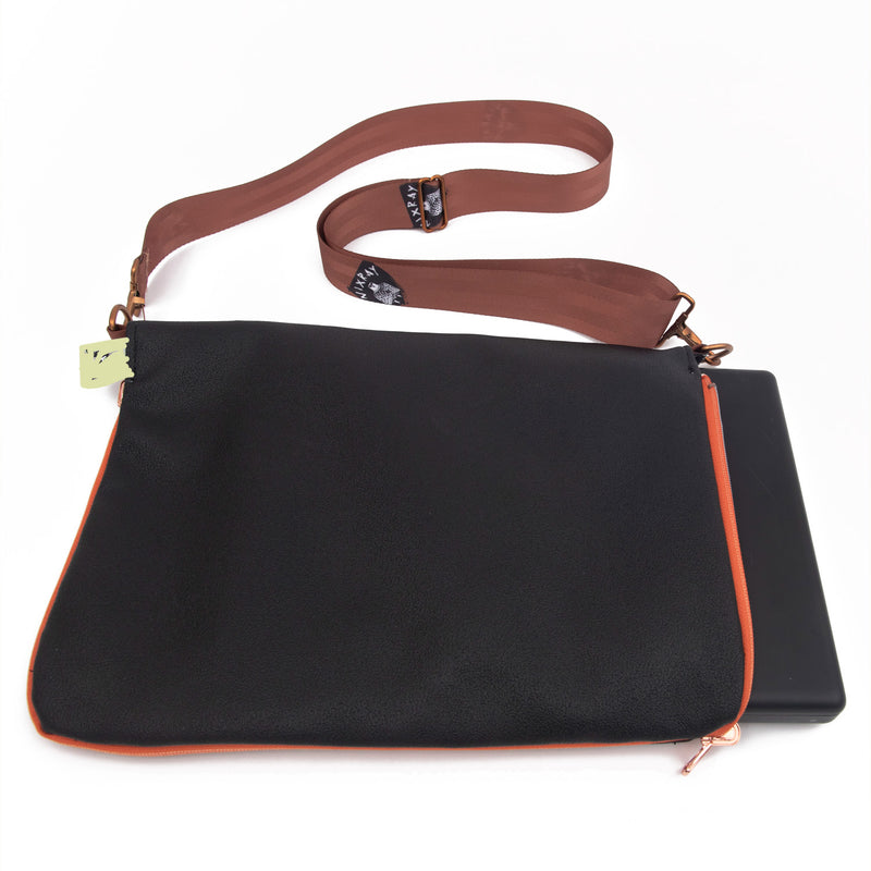 RFID radiations protection laptop shoulder bags