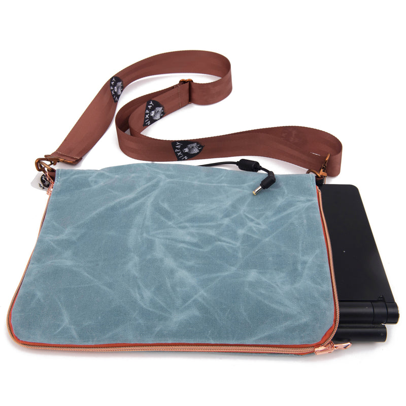 EMF radiations protection laptop shoulder bags