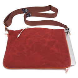 Reversible Laptop Case with Strap