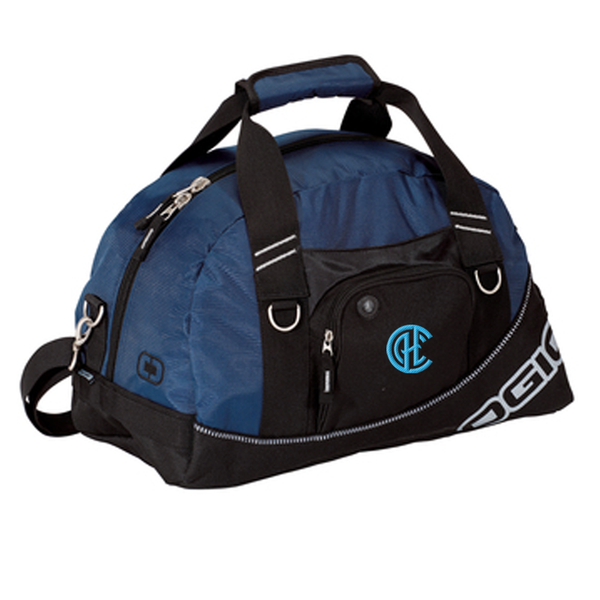 CHC Ogio Half Dome Duffel Bag - Navy