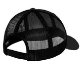 5280 Snap Back Trucker Hat - Graphite & Black