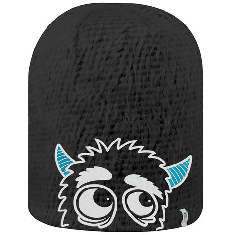 Monster Beanie - Black