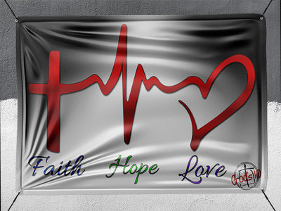 Faith Hope Love **BANNER**