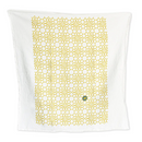 Honeycomb Flowers Towel