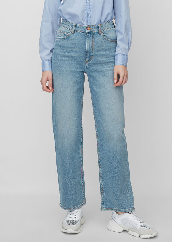 Marc O Polo Bjorka Wide High Waist Jeans
