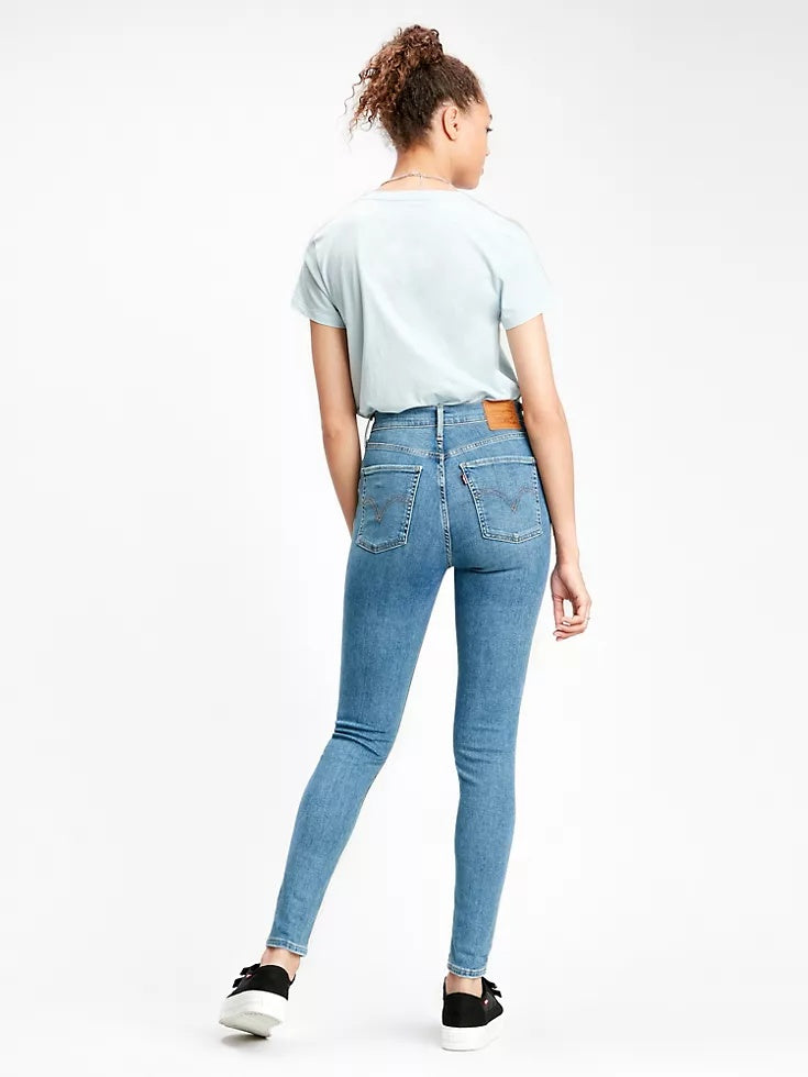 LEVI'S® - MILE HIGH SUPER SKINNY DENIM JEANS/28