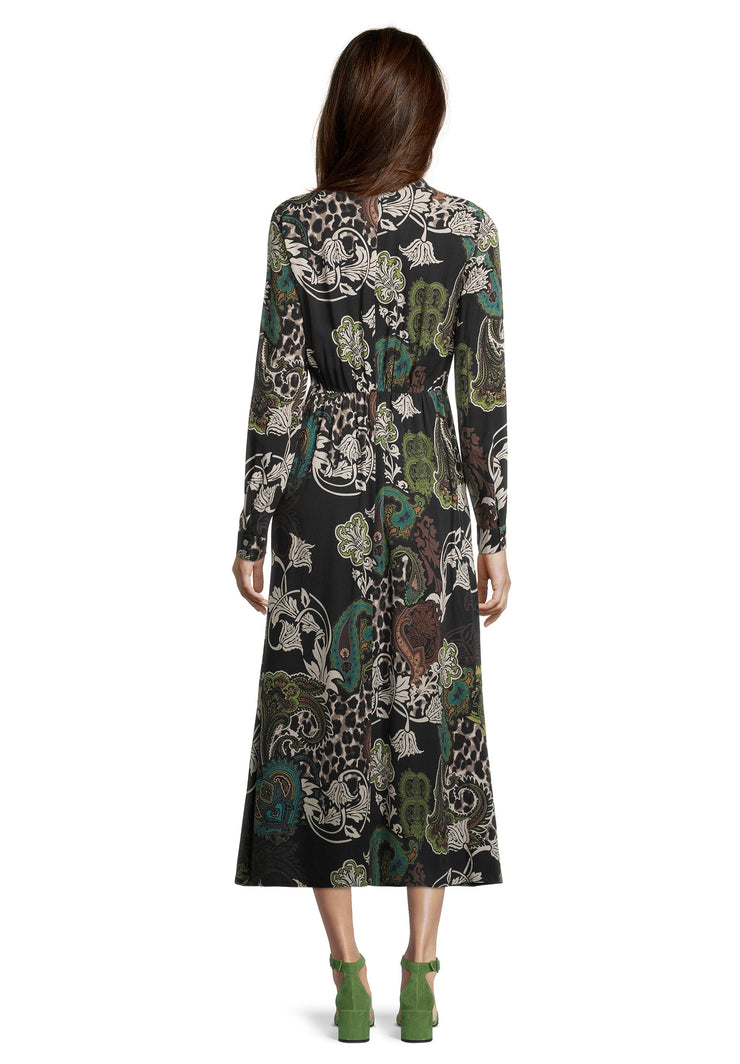 Betty Barclay - Floral Print Maxi Dress