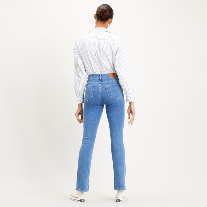 Levis 725 High Rise Bootcut DENIM/30
