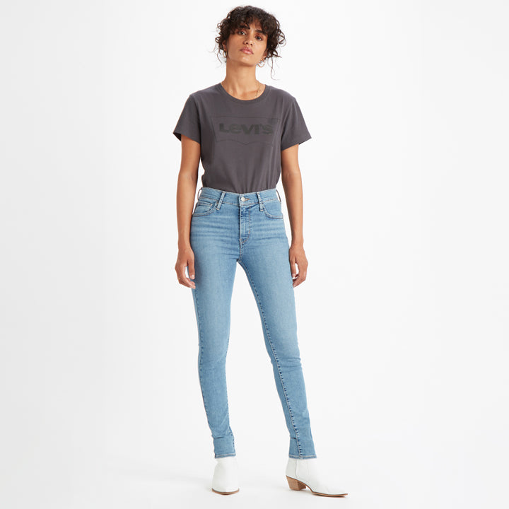 Levis 720 High Rise Super Skinny L/Denim/30