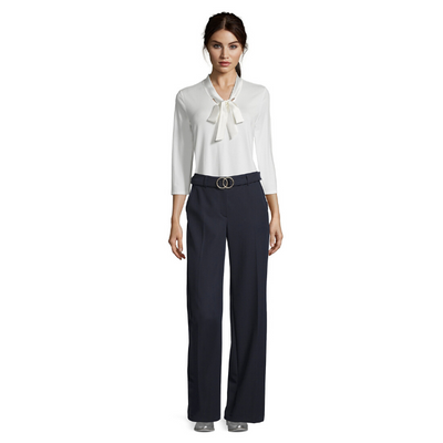 Betty Barclay Trousers With Belt