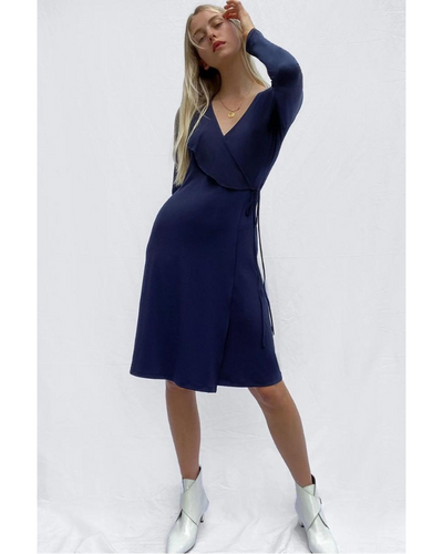 French Connection - LETI CAI SLINKY JERSEY DRESS