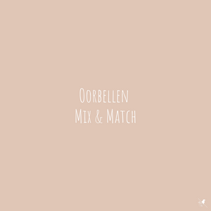 Oorbellen Mix & Match