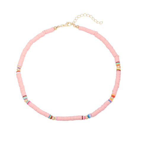 Ketting Summer roze