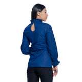 Pintucked Yoke Top