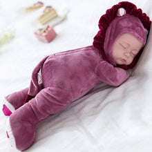Load image into Gallery viewer, Soft Glue Baby Simulation Sleep Comfort Baby