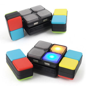 Light Music, Variety, Rubik's Cube, Electronic Game Machine, Educational Toys