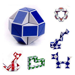 Snake Puzzle Cube