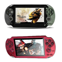 Load image into Gallery viewer, Video Game Console 4GB Free 2000 games 4.3 inch MP5 Players hand held